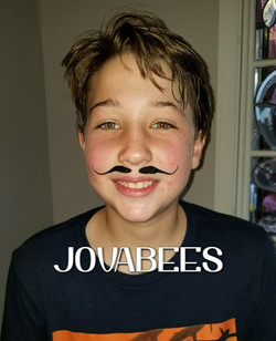 FP Handsome Guy Mustache JOVABEES