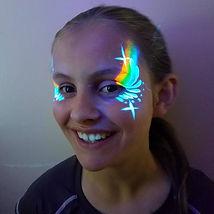 JOVABEES UV-Reactive Glow Paint