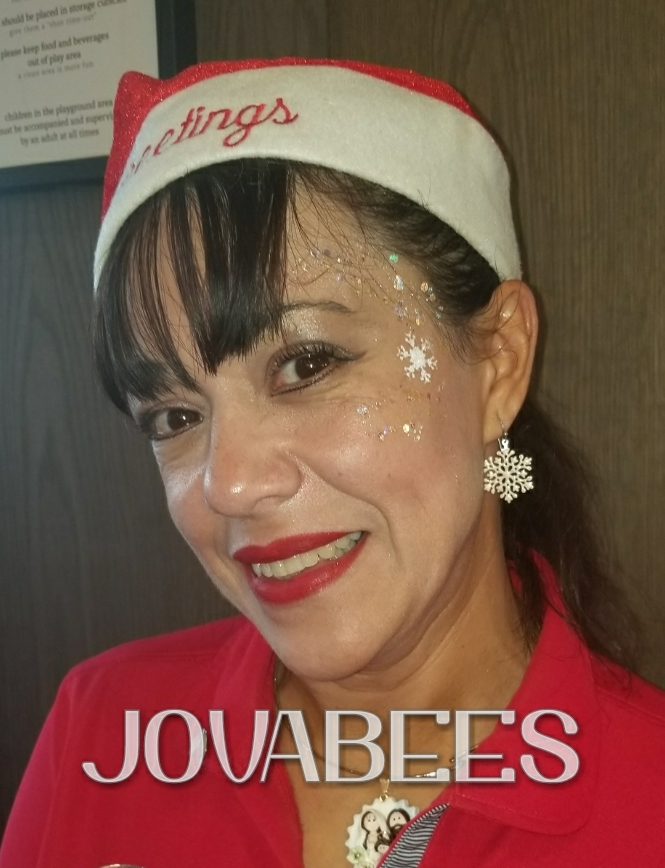 FP Glitter Snowflake JOVABEES