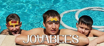 JOVABEES Smudge Proof Face Paint In the pool