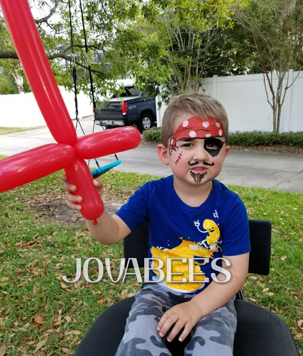 FP Pirate JOVABEES