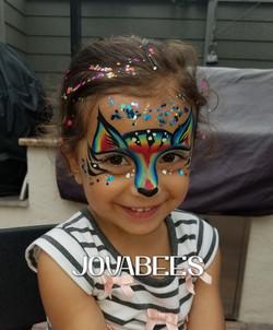 FP Rainbow Tigress Mask JOVABEES