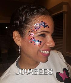 JOVABEES GlitterEyes