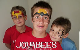JOVABEES Water Proof Face Paint