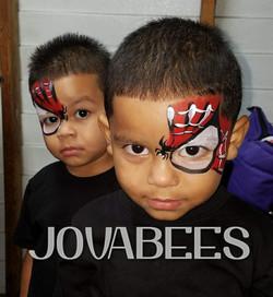 FP SpiderGuy Twins