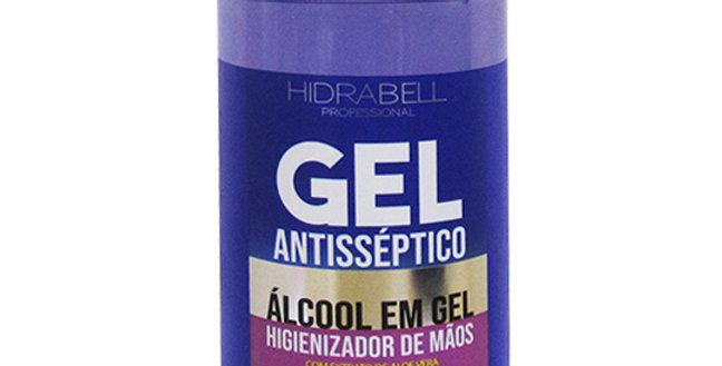 ALCOOL GEL 70º ANTISSEPTICO HIGIENIZADOR DE MAOS COM EXTRATO ALOE VERA 500G CVD