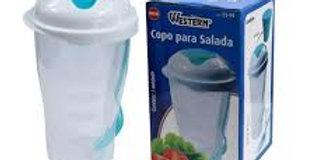 COPO DE PLASTICO PARA SALADA DE FRUTA WESTERN CS-99