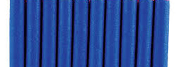 DARDO ESPUMA REFIL KIT C/10 PCS NA SOLAPA PI3554 PICA PAU
