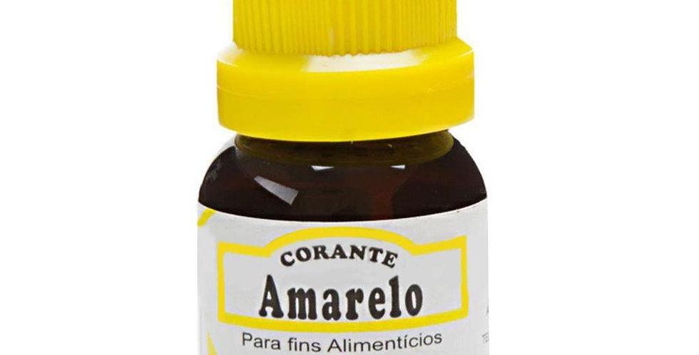 CORANTE  AMARELO FRASCO 10ML ARCOLOR