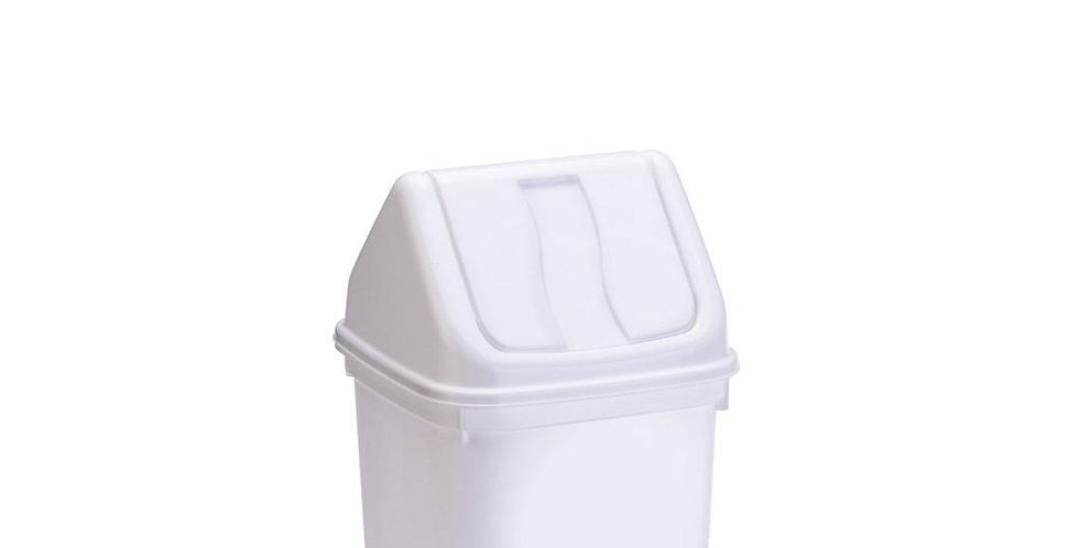LIXEIRA PLASTICA QUAD 2,5L RAINHA
