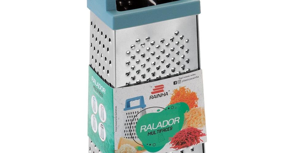 RALADOR INOX MULTIFACES RAINHA 4 FACES