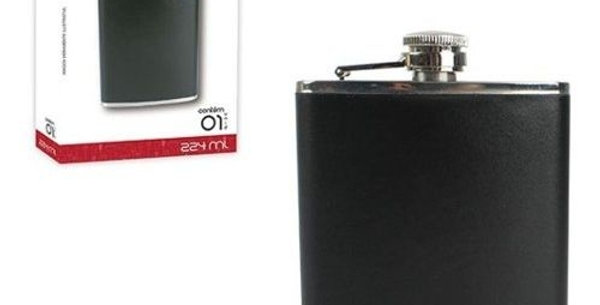 CANTIL REVESTIDO BLACK 224 ML