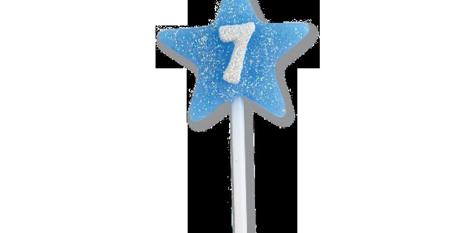 VELA STAR CITRUS AZUL N 7 FESTCOLOR