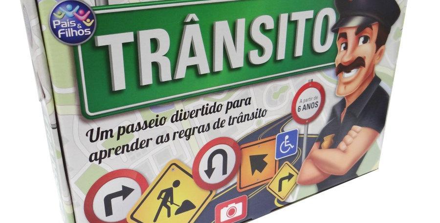 SUPER JOGO TRANSITO PAIS E FILHOS