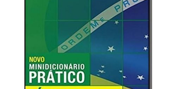MINI DICIONARIO PORTUGUES PRATICO DCL NOVA ORTOGR
