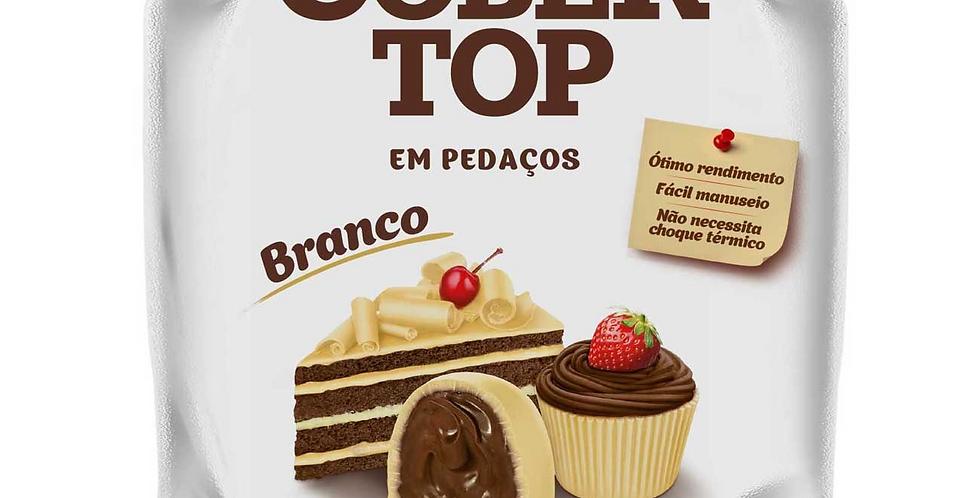 CHOCOLATE COBERTOP KIBBEA EM PEDACOS BRANCO 1KG BEL
