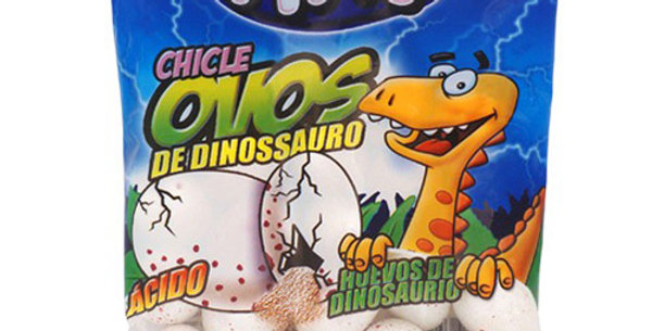 CHICLE OVOS DINOSSAURO 80GR FINI