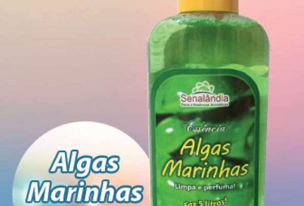 ESSÊNCIA ALGAS MARINHAS 140ML - UN