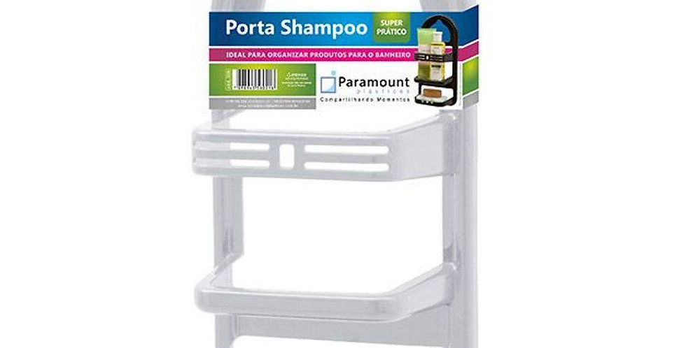 PORTA SHAMPOO DE PLASTICO COLORS 36X18CM 508 PARAMOUNT