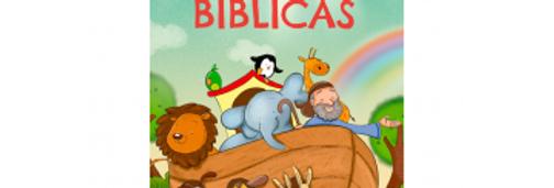 AS MAIS BELAS HISTORIAS BIBLICAS CULTURAMA