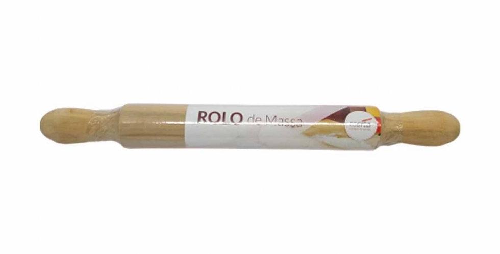 ROLO P/MASSA DE MADEIRA 40X4,5CM