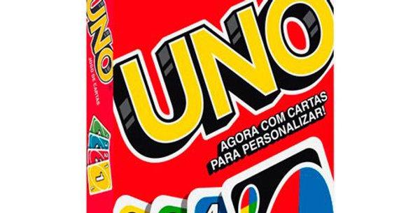 JOGO DE CARTAS UNO C/114 CARTAS NA CAIXA 98190 COPAG