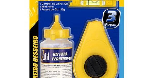 LINHA KIT PEDREIRO GESSEIRO 123 UTIL