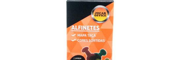 ALFINETE MAPA TACA C/50 UND JOCAR OFFICE