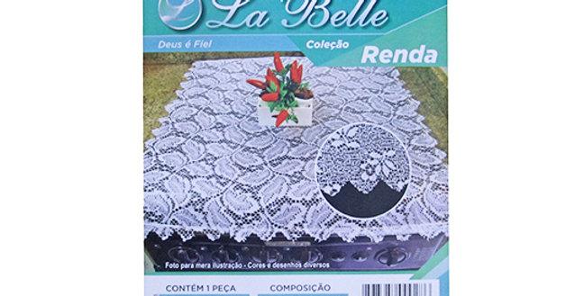 TOALHA DE FOGAO 4 BOCAS DE RENDA 55X70CM 028/045 LA BELLE