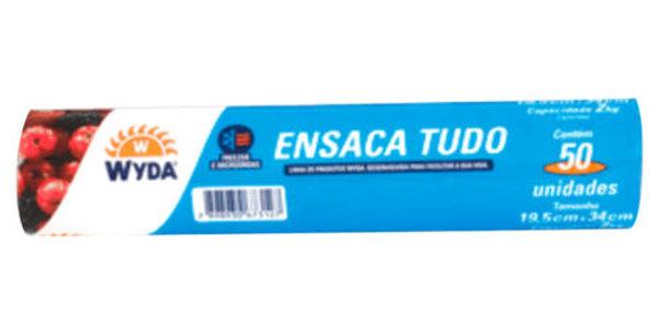 ENSACA TUDO WYDA C/50 UN 19,5X34CM 2KG
