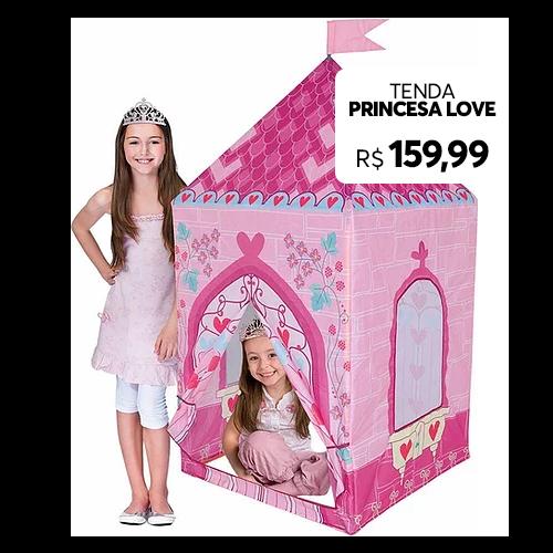 tenda princesa