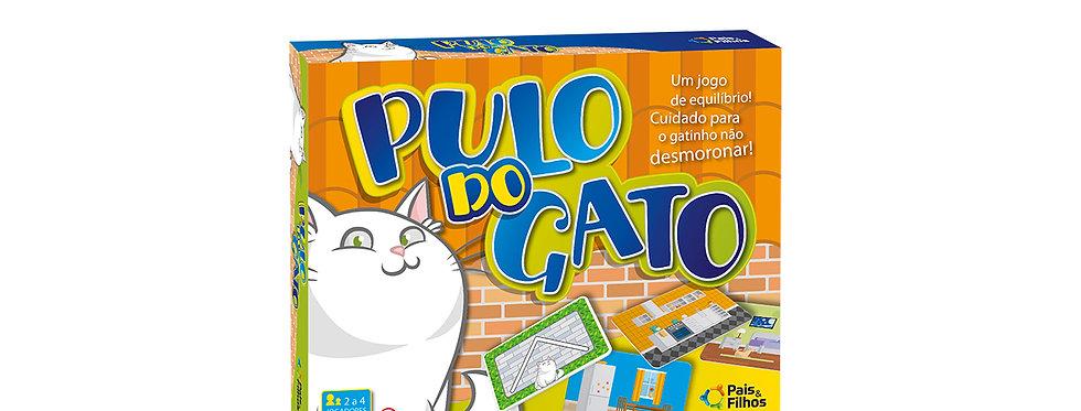 JOGO PULO DO GATO - SUPER JOGOS PAIS E FILHOS