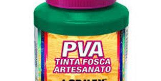 TINTA FOSCA P/ ARTES. 100ML ACRILEX VD BANDEIRA 51(E)