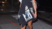 Modis dengan Warna Hitam ala Rihanna