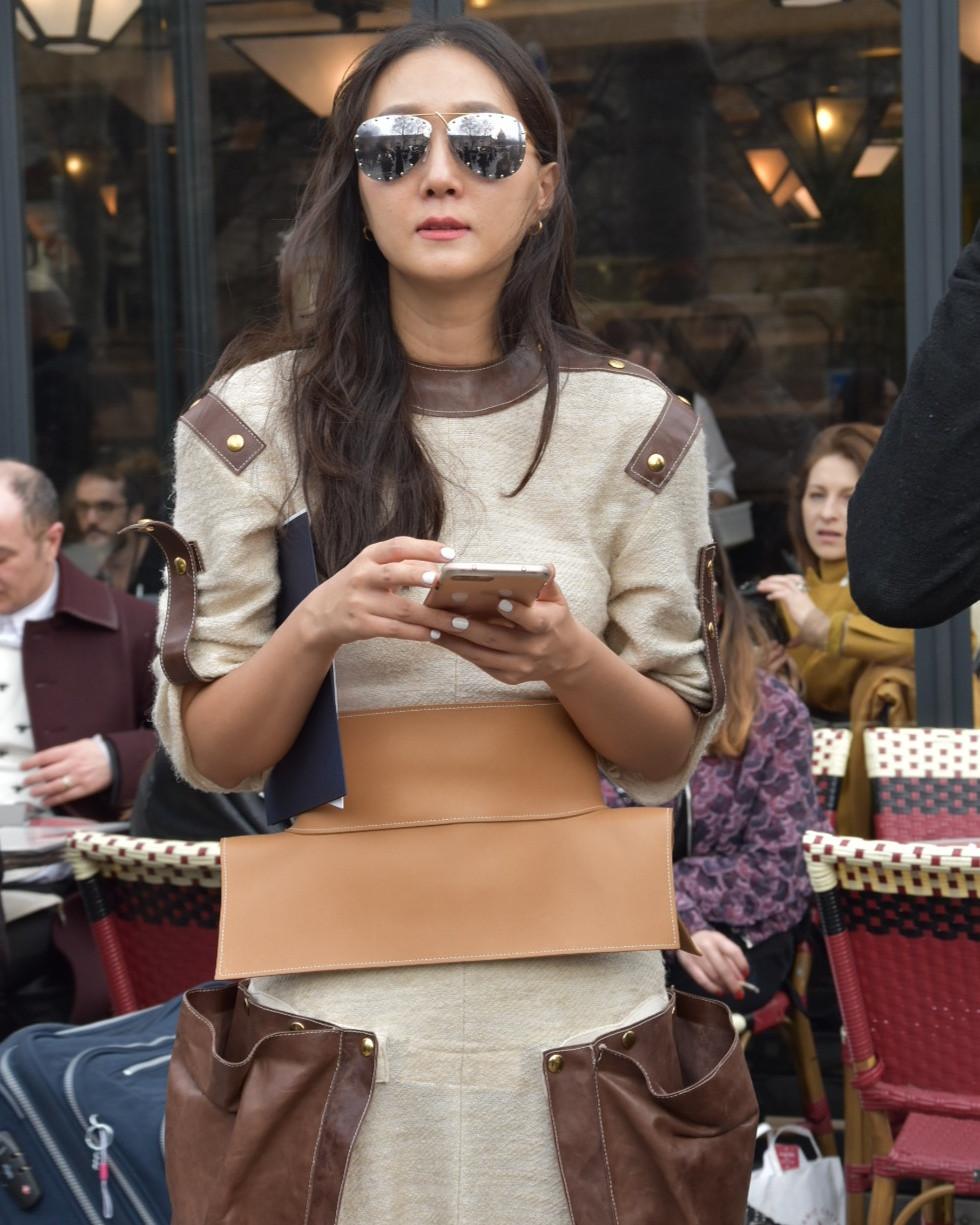 Fashion Blogger - Loewe Obi Belt