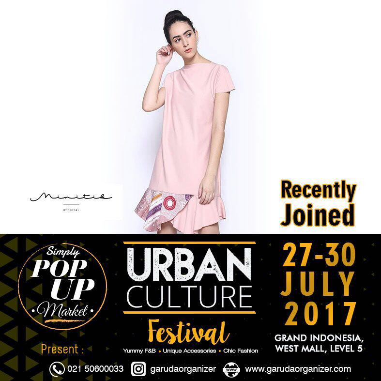 Simply Pop Up Market 27-30 July 2017