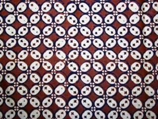 Mataraman Batik part 1 (Motif Kawung and Tumpal).