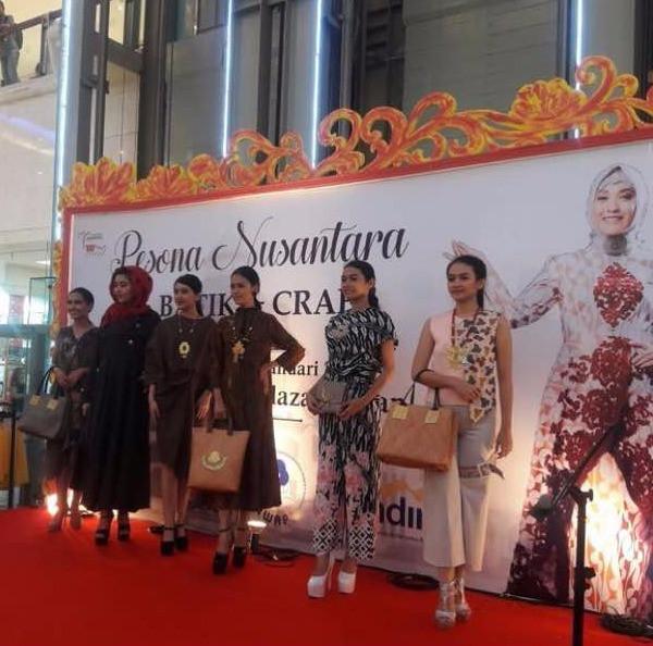 Pesona Nusantara Batik dan Craft