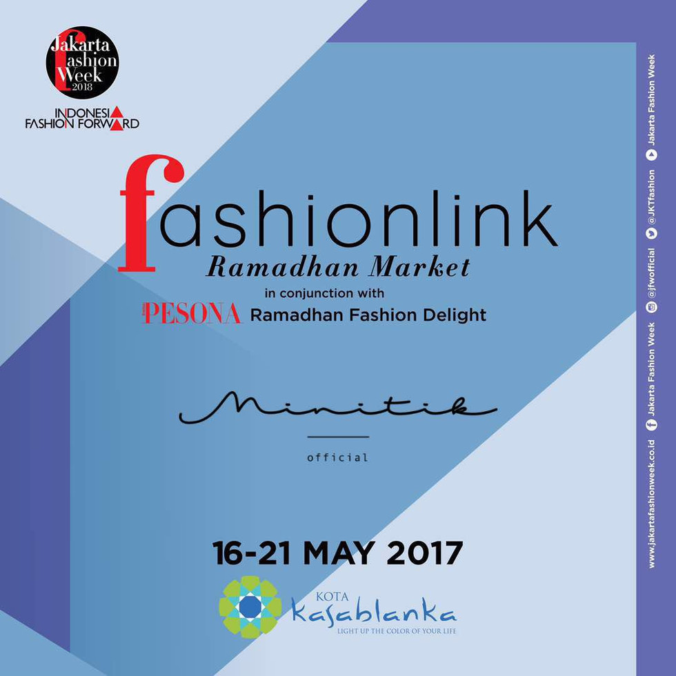 Fashionlink Ramadhan Market 16-21 May 2017