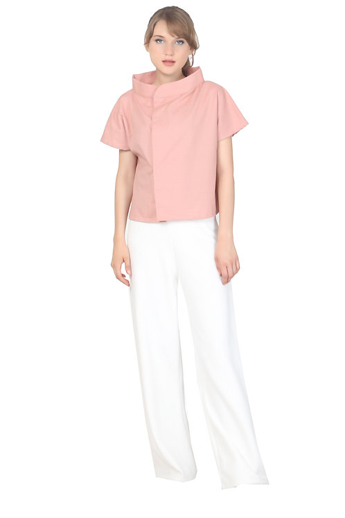 Ziva Dusty Pink Outer Top