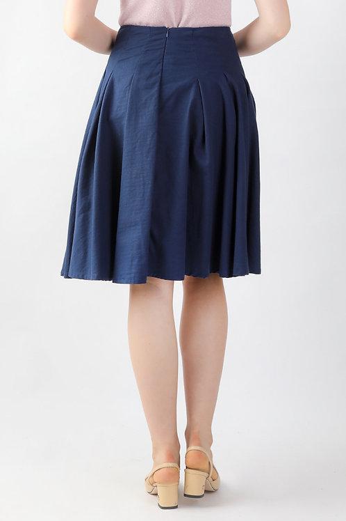 Charlene Skirt Navy