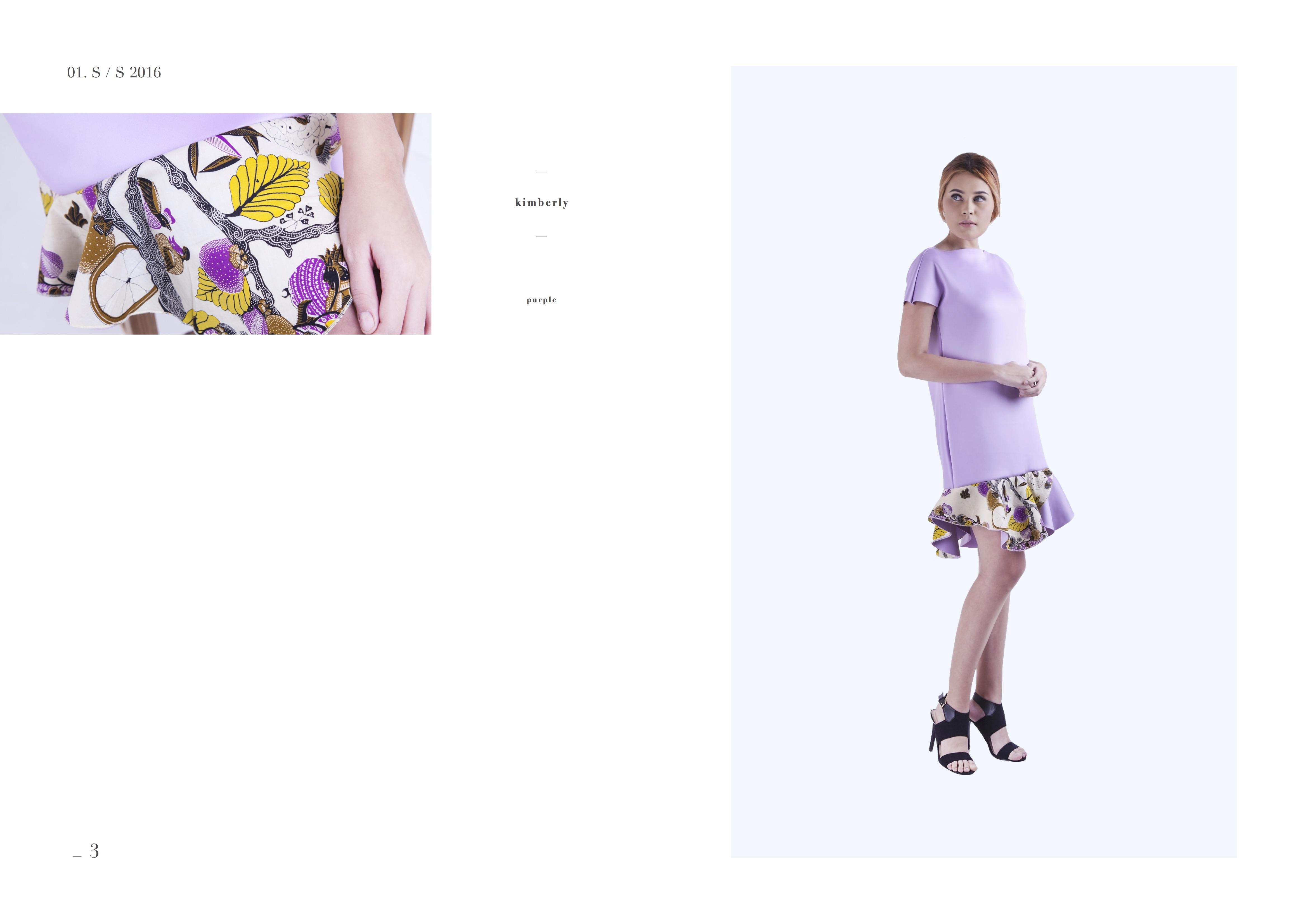 Minitik - Contemporary Batik Fashion