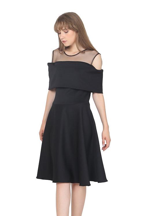Stefa Black Dress