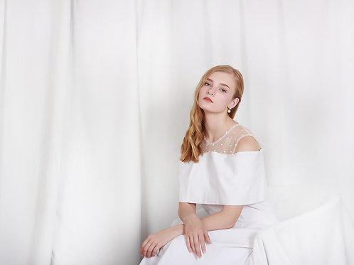 Stefa White Dress