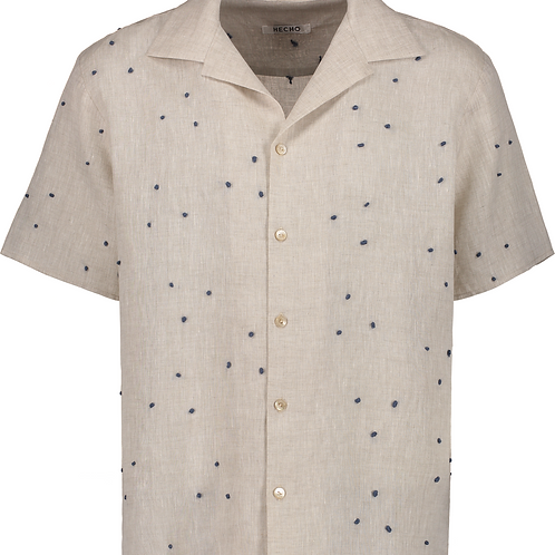 Knot Button Down Shirt