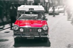 Capri cab
