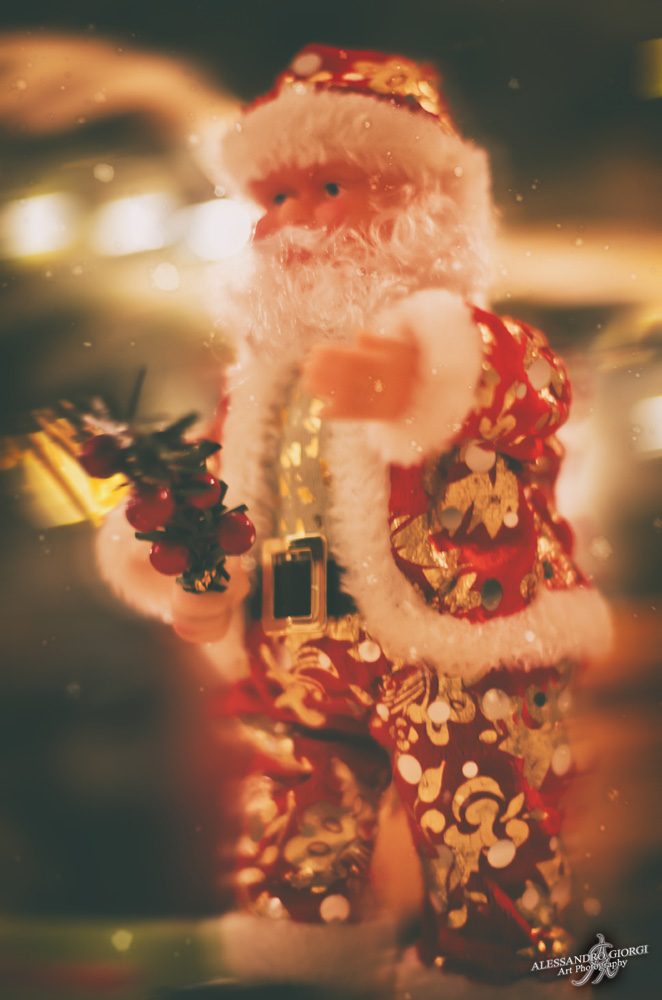 Towards the Christmas