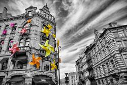 Brussels' pinwheels