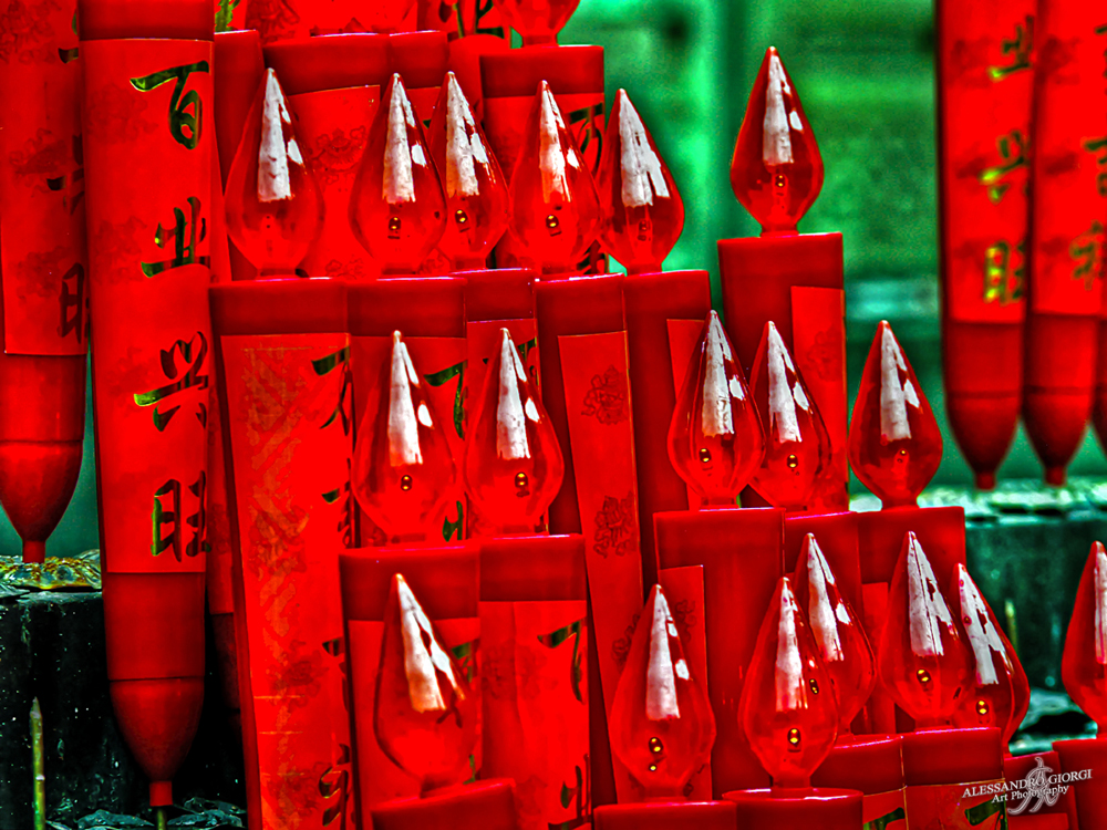 China colors