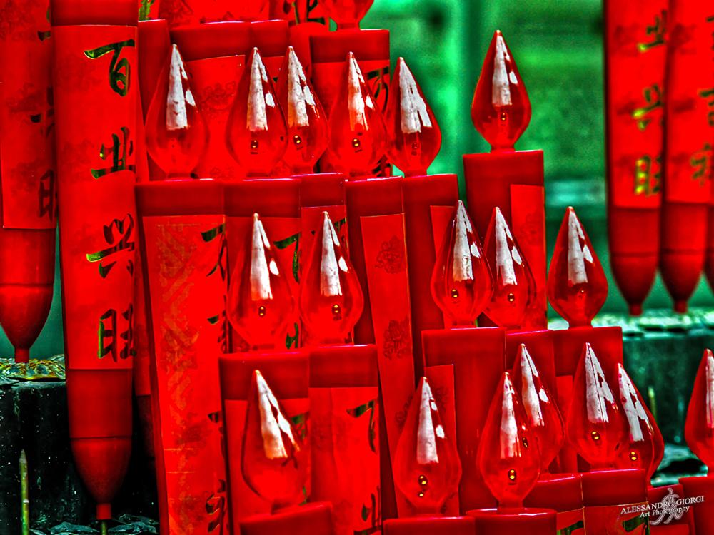 China colors